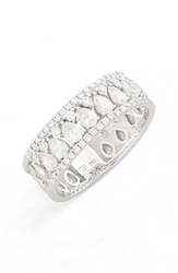 Bony Levy Women's Crystal Band Ring Nordstrom Exclusive