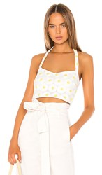 Lovers Friends Carter Top In White.