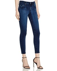 Nobody Geo Ankle Skinny Jeans In Rebel