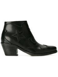 Mcq By Alexander Mcqueen Solstice Boots Black