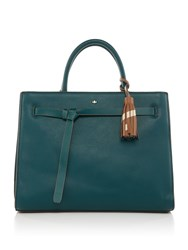 Nica Selma Large Grab Tote Bag Green