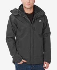 Karrimor Men's 3 In 1 Jacket From Eastern Mountain Sports Charcoal