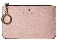 Kate Spade Cobble Hill Large Card Holder Pink Multi Credit Card Wallet