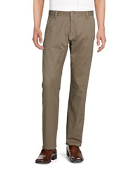 Dockers Alpha Stretch Khaki Slim Tapered Pant Brown