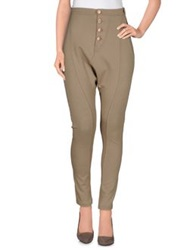 Jei O' Casual Pants Khaki