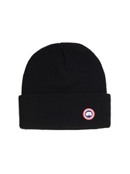 Canada Goose Watch Cap Wool Beanie Hat