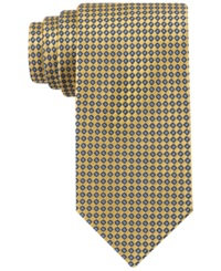 Nautica South Pacific Boxes Tie Yellow