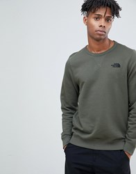 The North Face Street Fleece Pullover In Green