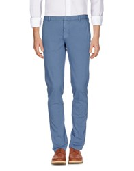 Circolo 1901 Casual Pants Pastel Blue