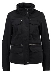 Khujo Shinji Summer Jacket Black