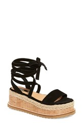 Women's Topshop 'Wave' Platform Wedge 2 1 2' Heel
