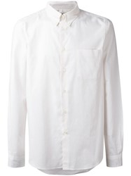 Paul Smith Ps By Chest Pocket Shirt White