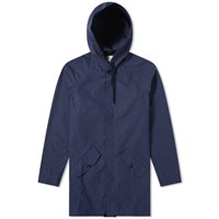 A Kind Of Guise Waterproof Classic Parka Blue