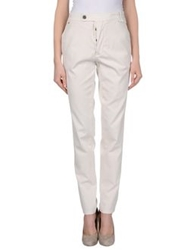 Get Lost Casual Pants Ivory