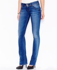 Hudson Jeans Beth Baby Bootcut Restless Wash