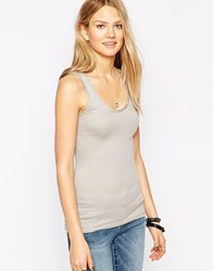 Twenty Tank Top Grey