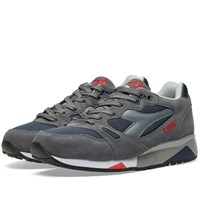 Diadora Uk S8000 Nyl Ita Made In Italy Grey
