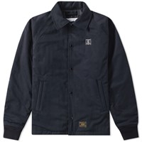 Wtaps Windbreaker 01 Jacket Black