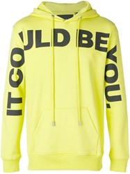 Blood Brother Outcome Hoodie Green