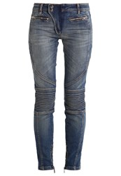 Just Cavalli Jeans Skinny Fit Denim Blue Denim