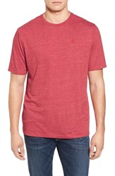Nat Nast Men's For The Good Life Graphic T Shirt Red Heat