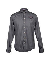 Beverly Hills Polo Club Long Sleeve Shirts Lead