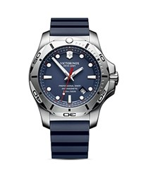 Victorinox Swiss Army Inox Pro Diver Watch 45Mm Blue