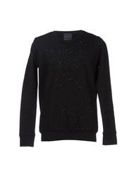 Laneus Topwear Sweatshirts Men Black