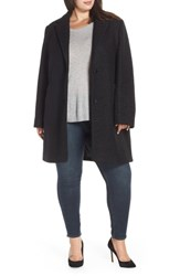 Marc New York Plus Size Paige Boucle Coat