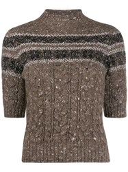 Lorena Antoniazzi High Neck Jumper 60