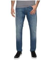 Mavi Jeans Jake Tapered Fit In Light Brushed Williamsburg Light Brushed Williamsburg Men's Blue