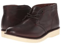 Frye Freeman Chukka Redwood Vintage Pull Up Men's Boots Brown