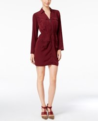 Alfani Utility Shirtdress Only At Macy's Marooned