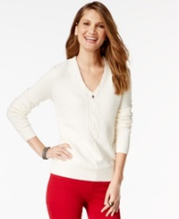 American Living Solid Sweater Only At Macy's