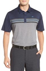 Travis Mathew Men's Otters Pique Polo