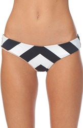 Rip Curl Women's Le Surf Reversible Hipster Bikini Bottoms