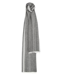 Jaeger Wool Textured Scarf