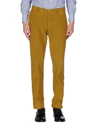 Altea Casual Pants Ocher