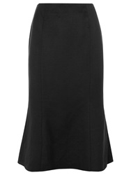 Precis Petite Fit And Flare Skirt Black