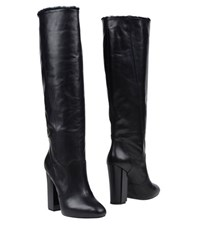 Gianmarco Lorenzi Footwear Boots Women Black