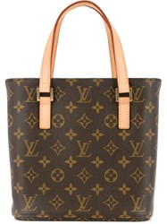 Louis Vuitton Vintage Vavin Pm Hand Tote Women Leather One Size Brown