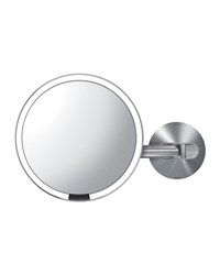 8' Wall Mount Sensor Makeup Mirror Simplehuman