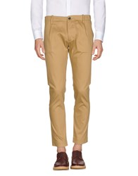 Nine Inthe Morning Casual Pants Camel