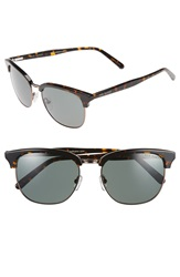 Ted Baker 54Mm Polarized Sunglasses Tortoise