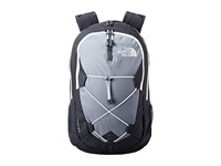 The North Face Jester Zinc Grey Vaporous Grey Backpack Bags Gray