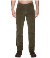 United By Blue Turner Messenger Pants Olive Casual Pants