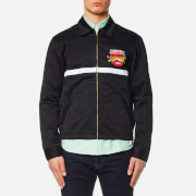 Edwin Men's Malibu Surftiger Jacket Navy Blue
