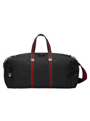 Gucci Technical Canvas Duffle Black
