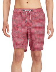 Michael Kors Geometric Swim Shorts