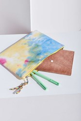 Urban Outfitters Tie Dye Pouch Pink